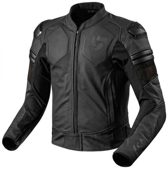 Revit Akira Air Leather Jacket