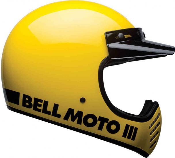 Bell Moto-3 Classic Motocross Helmet