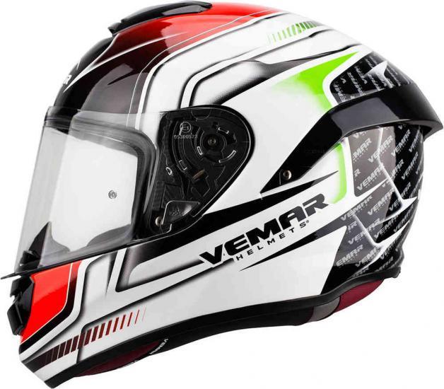 Vemar Hurricane Racing Helmet