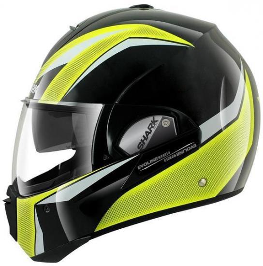 Shark Evoline Series 3 Century HV KYW Helmet