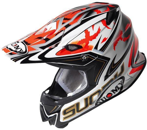 Suomy MR Jump Catwalk Motocross Helmet