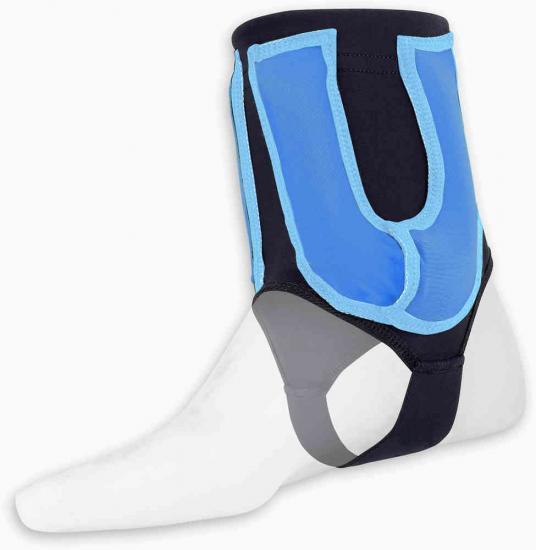 UFO Alien Ice Care 15°C Cooling Ankle Bandage