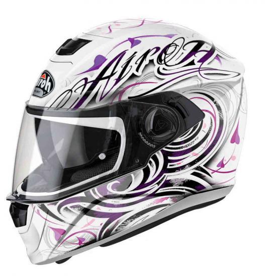 Airoh Storm Poison Motorcycle Helmet