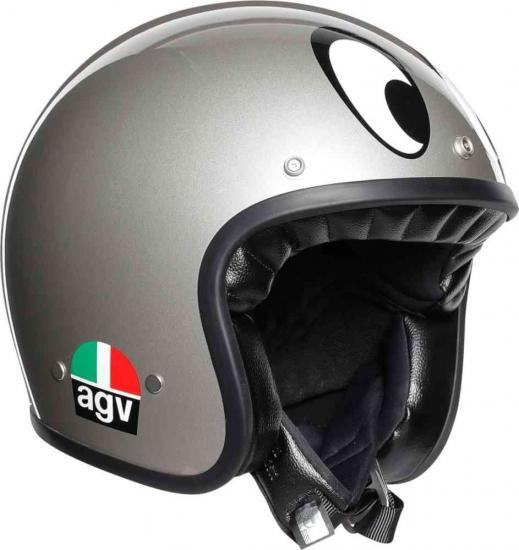 AGV X70 Mont Juic Jet Helmet
