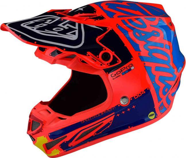 Troy Lee Designs SE4 MIPS Factory Helmet