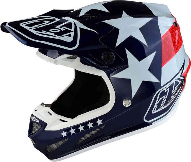 Troy Lee Designs SE4 Composite Freedom Motocross Helmet
