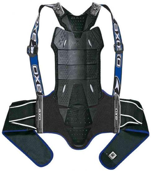 AXO Race Shell Back Protector Black