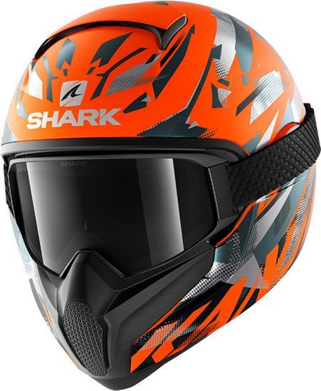 Shark Vancore 2 Kanhji Hivis Helmet