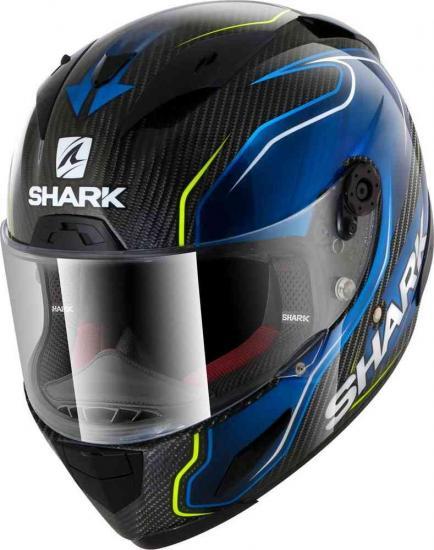 Shark Race-R Pro Carbon Guintoli Replica Helmet
