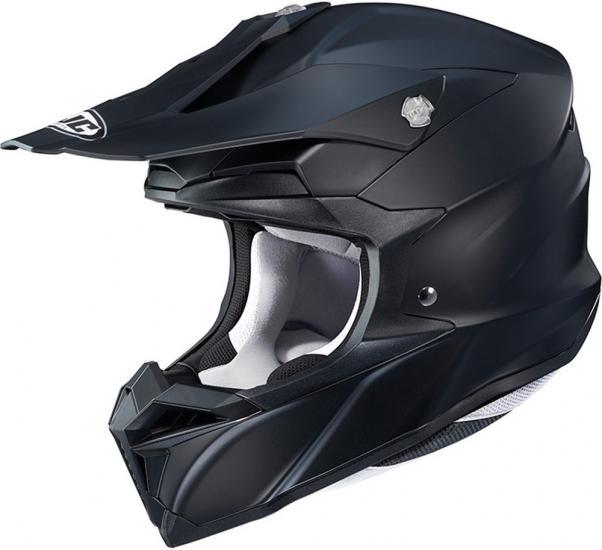 HJC i50 Solid Motocross Helmet