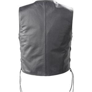 Highway 1 string leather vest