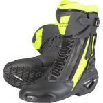 Vanucci RV6 Pro Racing Boot Black/Neon yellow