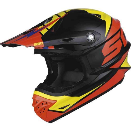 Scott 350 Pro Podium Motocross Helmet