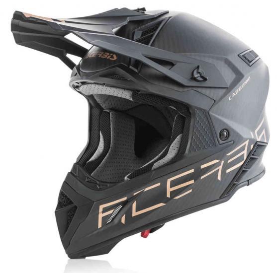 Acerbis Steel Carbon Motocross Helmet