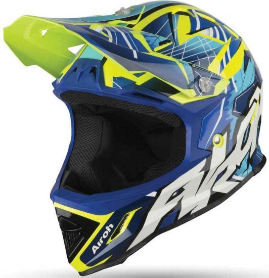 Airoh Archer Bump Kids Motocross Helmet