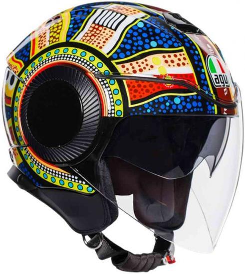 AGV Orbyt Dreamtime Jet Helmet