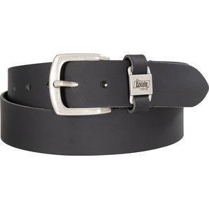 Louis leather belt