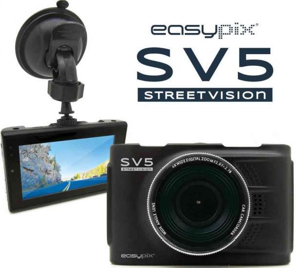 GoXtreme Easypix Streetvision SV5 Dashcam
