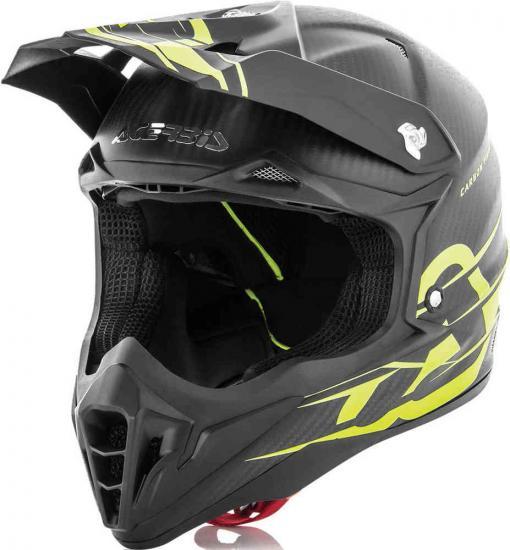 Acerbis Impact Carbon 3.0 Motocross Helmet