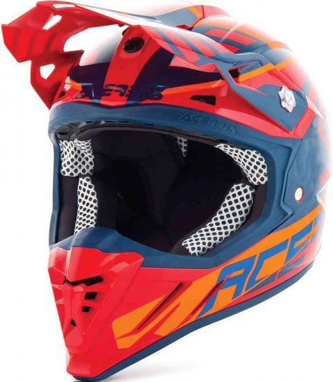 Acerbis Profile 3.0 Skinviper Motocross Helmet