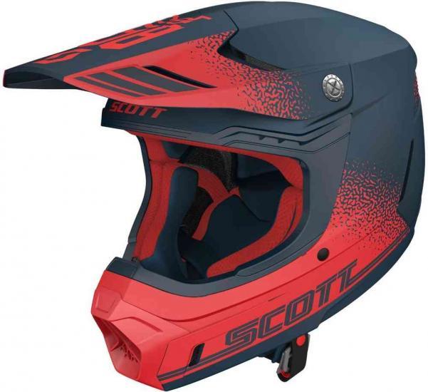 Scott 350 EVO Retro ECE Motocross Helmet