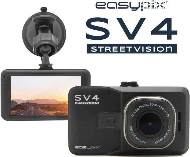 GoXtreme Easypix Streetvision SV4 Dashcam