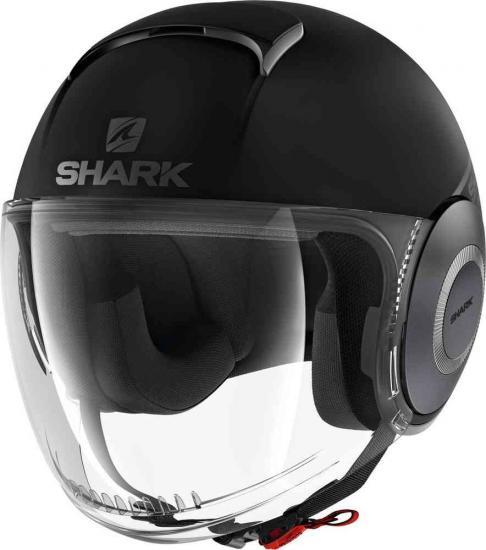 Shark Micro Neon Mat Jet Helmet