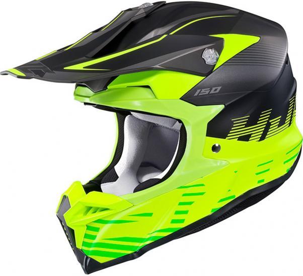 HJC i50 Fury Motocross Helmet