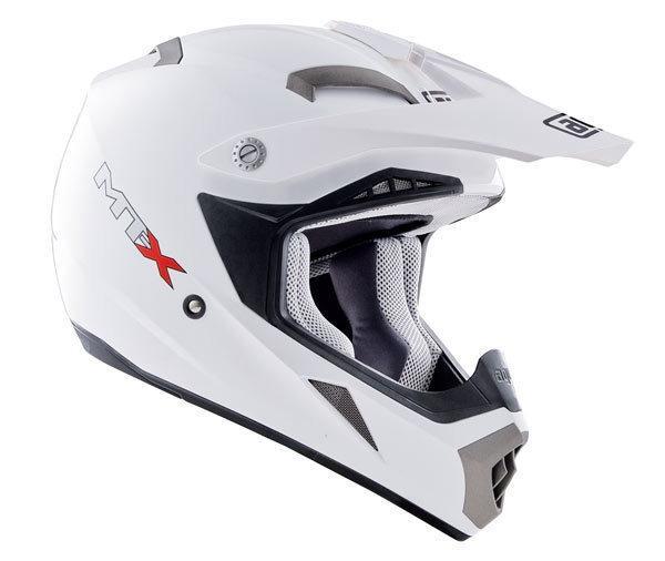 AGV MT-X Cross Helmet White 2012