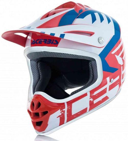 Acerbis Impact Junior Kids Motocross Helmet 2018