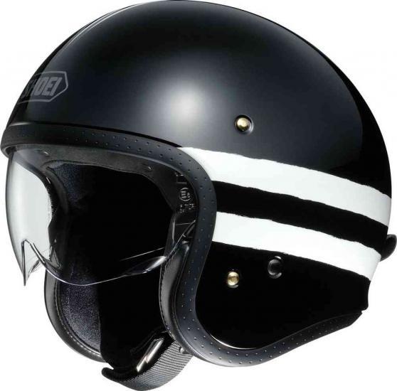 Shoei J.O Sequel Jet Helmet