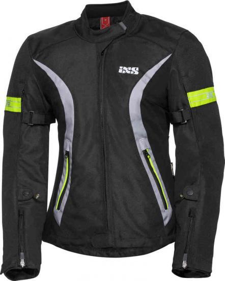 IXS Sport 5/8-ST Ladies Motorcycle Textile Jacket