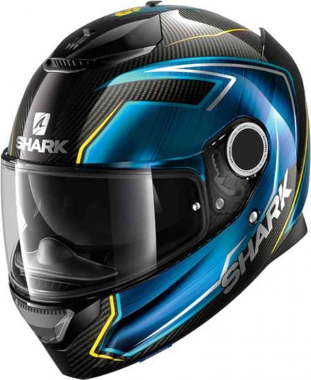 Shark Spartan Carbon Replica Guintoli Helmet