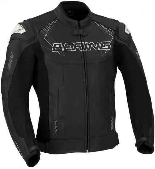 Bering Hunt-R Motorcycle Leather Jacket
