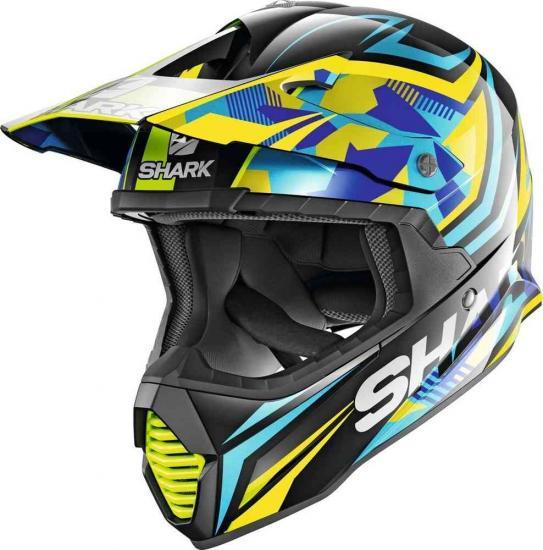 Shark Varial Replica Tixier Motocross Helmet
