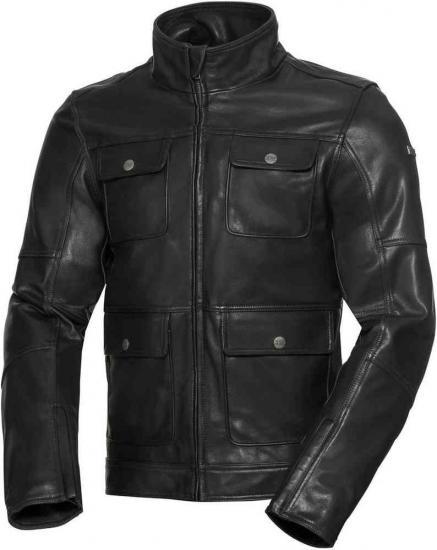 IXS Classic LD Nick Motorcycle Leather Jacket