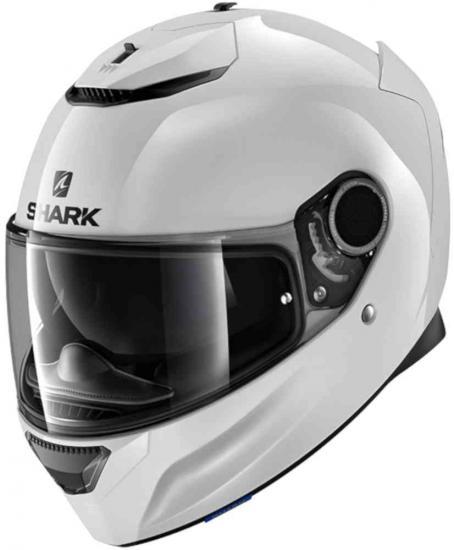 Shark Spartan Blank Helmet