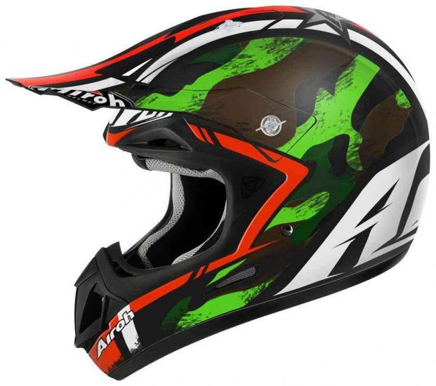 Airoh Jumper Warrior Motocross Helmet