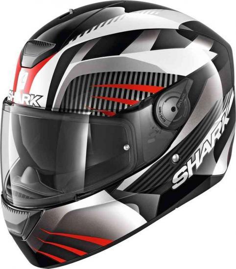 Shark D-Skwal Mercurium Helmet