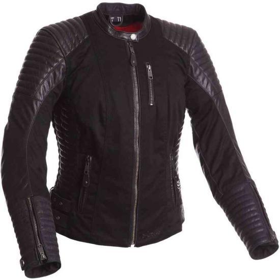 Bering Rosita Women's Motorcycle Leather Jacket