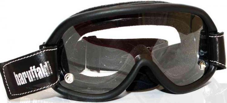 Baruffaldi Speed 4 Black Goggles