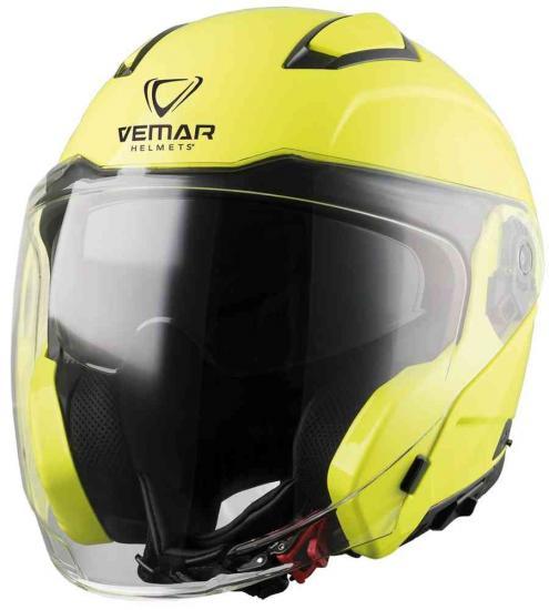 Vemar Feng Solid Jet Helmet