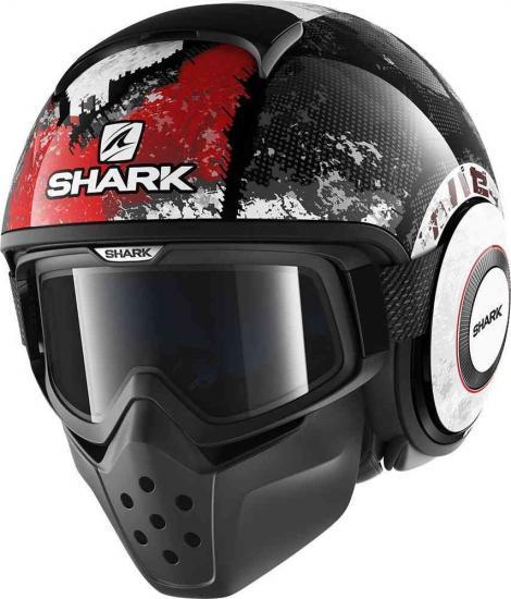 Shark Drak Evok Jet Helmet