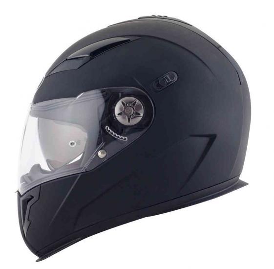 Suomy Halo Helmet Black Matt