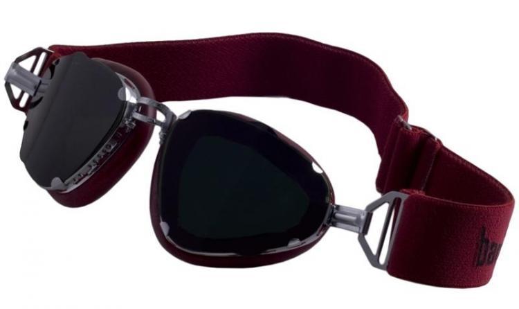 Baruffaldi Senior Pelle 259 Goggles Red