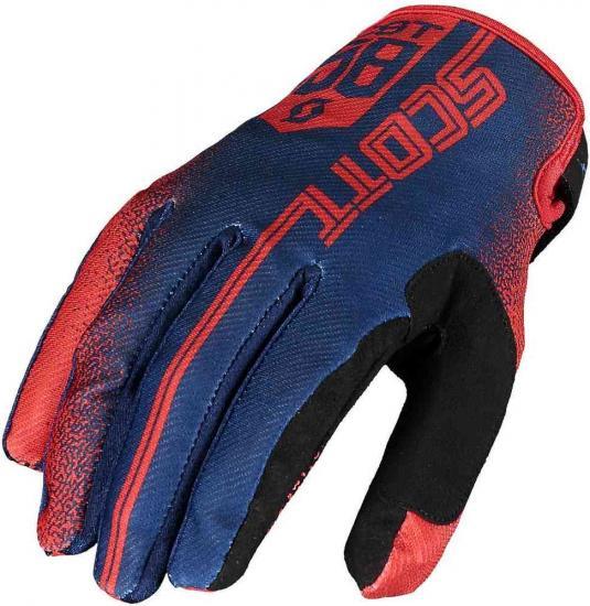 Scott 350 Race Kids Motocross Gloves