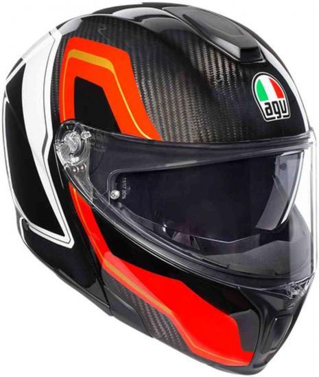 AGV Sportmodular PLK Sharp Carbon Helmet