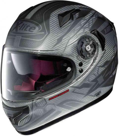 X-Lite X-661 Extreme Titantech Honeycomb Helmet