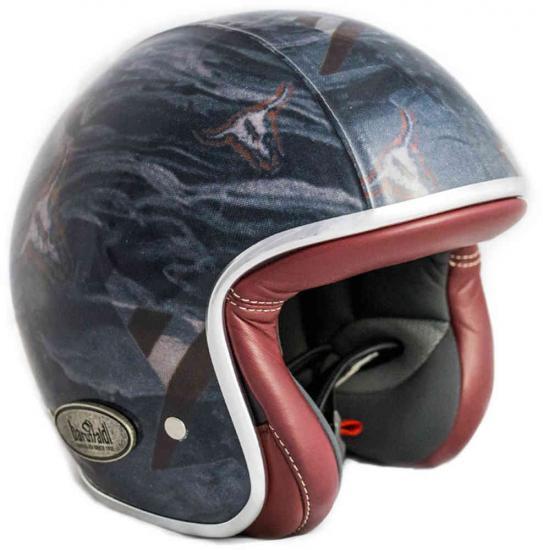Baruffaldi Zeon UsaBull Tex Jet Helmet