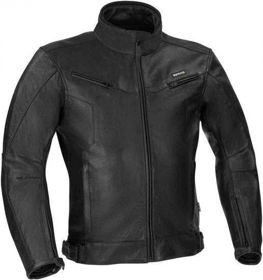 Bering Gringo Motorcycle Leather Jacket